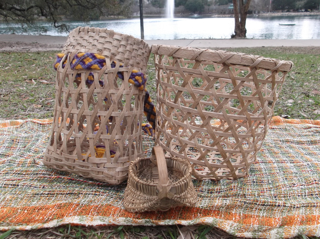 Basket Weaving At Home : Emily jernigan home