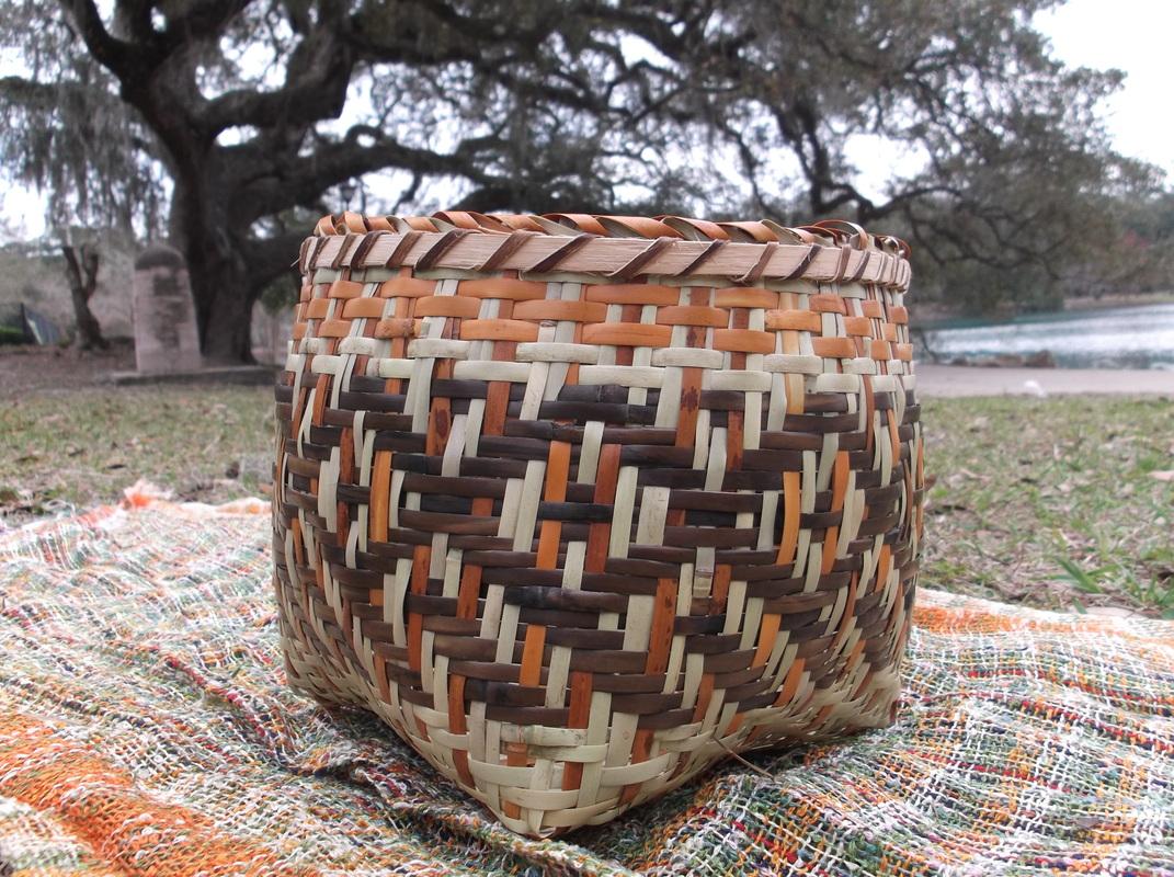 Basket Making Natural Materials : Emily jernigan home